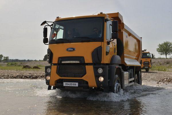 расход топлива ford cargo 3535d euro 3