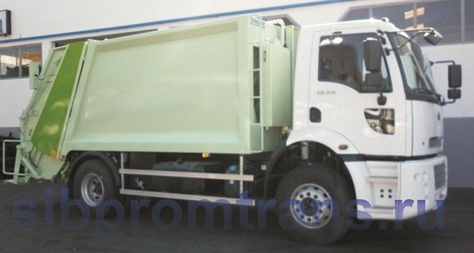 ford cargo система охлождения