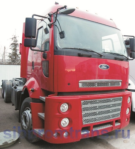 Грузовое шасси Ford Cargo 2535f